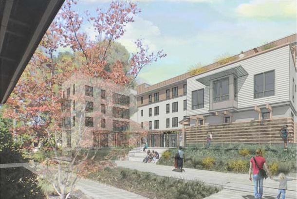 St. Paul's Commons plans